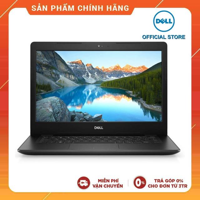 Laptop Dell Inspiron N3481 030CX2 (Đen)i3-7020U I 4GB I 1TB I WIN 10