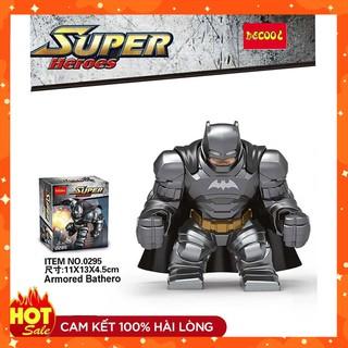 🔥HOT🔥 [ ĐỒ CHƠI GIÁ RẺ ] Đồ chơi Lego ✌ Đồ chơi Lắp ghép xếp hình lego Minifigures batman -decool 0295