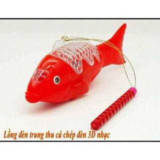 Lồng đèn cho bé ( đèn lồng cá pin )