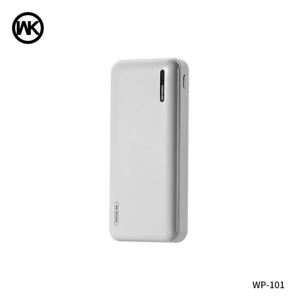 Sạc dự phòng ⚡CHÍNH HÃNG⚡ pin sạc dự phòng wk wp-101 chính hãng 10000 mAh