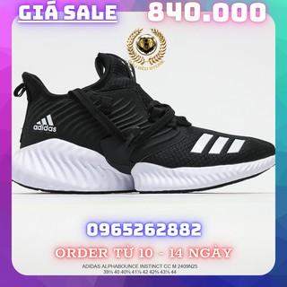 Order 1-2 Tuần + Freeship Giày Outlet Store Sneaker _Adidas Alphabounce Instinct CC m MSP 2409N259 gaubeostore.shop thumbnail