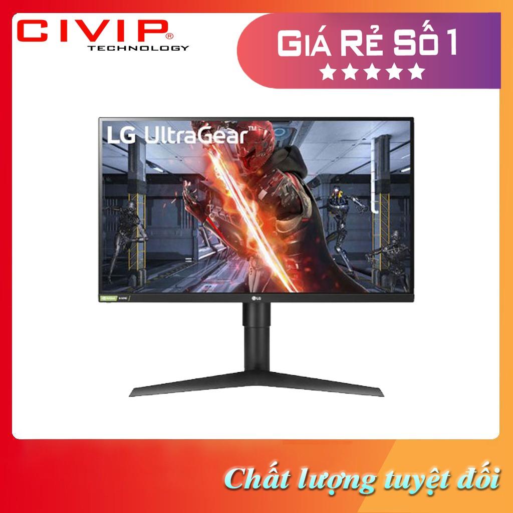 """Màn hình LCD LG 27"""" IPS Nano Gaming (144hz, 1ms, HDR) 27GL850 - Hàng Chính Hãng"""