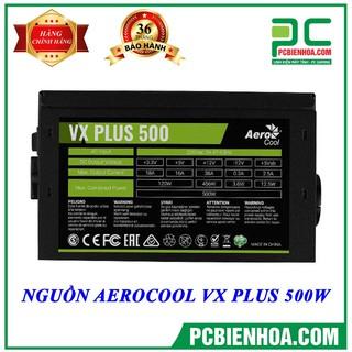 [Mã ELDEC10K giảm 10K đơn 20K] ( RẺ NHẤT SHOPEE ) NGUỒN AEROCOOL VX PLUS 500W thumbnail