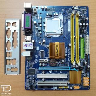 [Mã ELDEC10K giảm 10K đơn 20K] Main Giga G31 ram 2 socket 775 - Bo mạch chủ Gigabyte G31 DDR2 thumbnail