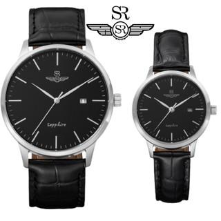 Đồng hồ nam nữ chính hãng SRWATCH SG3001.4101CV VÀ SL3001.4101CV mặt kính Sapphire chống trầy chống xước chống nước thumbnail