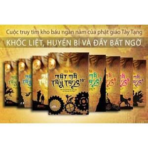 Combo bộ: Mật Mã Tây Tạng gồm 10 tập. - 3487714 , 953828398 , 322_953828398 , 1250000 , Combo-bo-Mat-Ma-Tay-Tang-gom-10-tap.-322_953828398 , shopee.vn , Combo bộ: Mật Mã Tây Tạng gồm 10 tập.