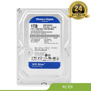[Mã ELMSBC giảm 8% đơn 300K] Ổ cứng HDD Western Digital Blue 1TB 3.5