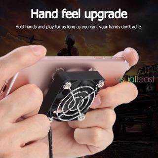 [READY to ship/cod]Portable Mobile Phone Cooler USB Cooling Fan for Mobile Gaming