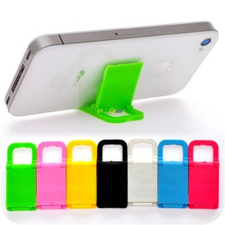 Plastic Phone Stand Portable Adjustable Phone Holder Universal Foldable