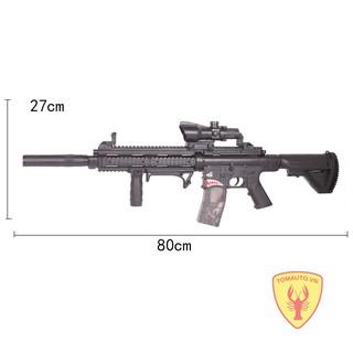 Mô hình M416 tỉ lệ 1:1 bản cơ