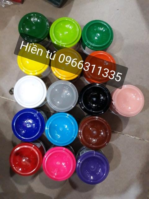 Màu 3D  bé các màu loại 100 ml
