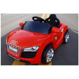 [FreeShip Toàn Quốc] Ôtô điện thể thao Audi kiểu dáng mui trần (có đèn + nhạc)