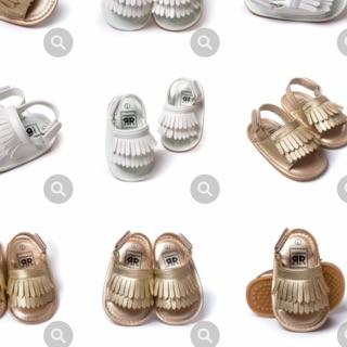 Giày Sandal bao chất đẹp dễ thương cho bé gái