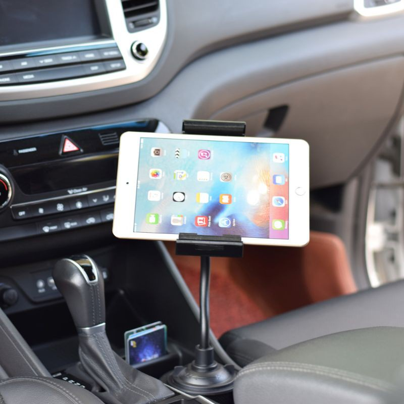 """Giá Đỡ Điện Thoại Iphone Ipad Samsung Galaxy Xiaomi Huawei 5.5 """"- 11"""" Gắn Xe Hơi Tiện Dụng"""