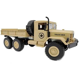 Xe tải quân sự MZ Army Truck M35 1:16 6×6 (RTR)