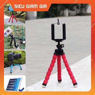 Gậy bạch tuộc 3 chân hỗ trợ livetream, dùng đỡ điện thoại máy ảnh - Topmax 2