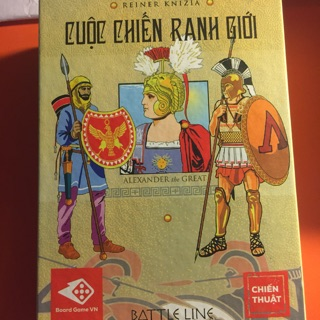 Boardgame: Cuộc chiến gianh giới ( Bettle Lent