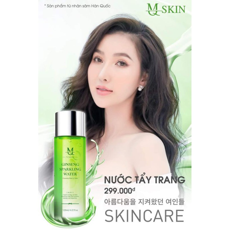 Nước tẩy trang MQ SKIN mới( tặng bông tẩy trang) | Shopee Việt Nam