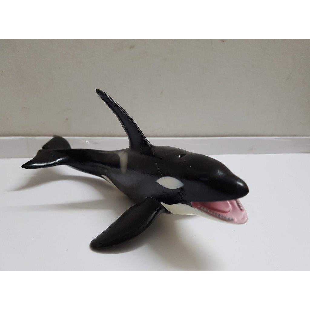 Mô hình cá voi sát thủ