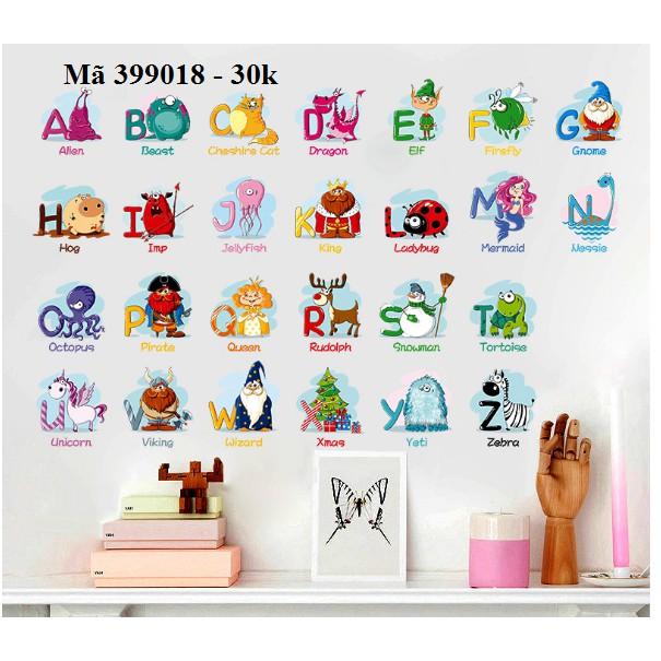 Decan dán tường XH6221 - bảng chữ cái Tiếng Anh 1 - 2796714 , 861773400 , 322_861773400 , 30000 , Decan-dan-tuong-XH6221-bang-chu-cai-Tieng-Anh-1-322_861773400 , shopee.vn , Decan dán tường XH6221 - bảng chữ cái Tiếng Anh 1