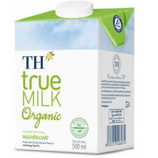 Sữa Nguyên Chất Organic 500ml