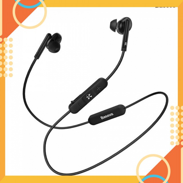 Tai nghe Bluetooth thể thao Baseus Encok S30 Sport Earphone (Bluetooth V5.0, Hifi Stereo, Effective Noise Reduction,IP5X