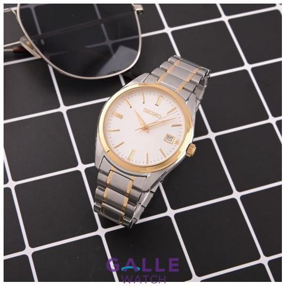 Đồng hồ Nam Seiko Regular SUR312P1 dây thép chống rỉ, mặt kính Sapphire - BẢO HÀNH 6