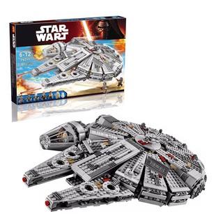 Đồ chơi lắp ráp phi thuyền Star Plan 05007