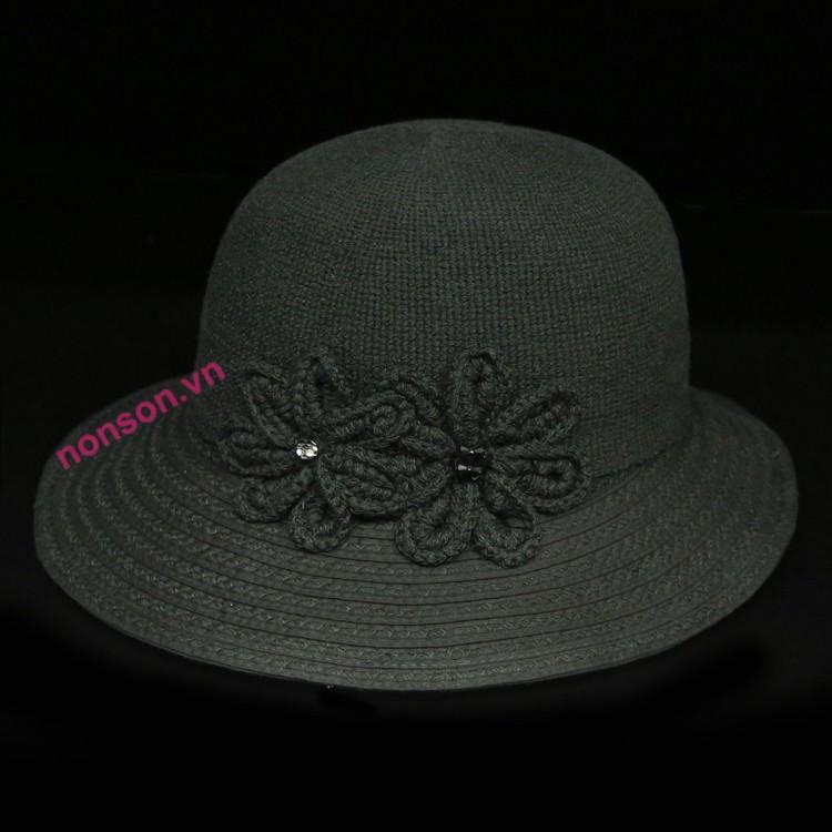 Nón Sơn mũ đan tay DXH005-DN1 L16.4.20 0