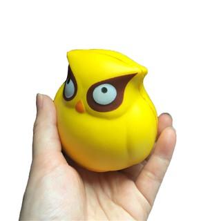 Đồ chơi hình cú màu vàng , có mùi thơm |Loamini565