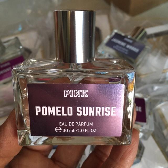 [Unbox] Nước hoa Nữ Victoria Secret-Pink Pomeli Sunrise 30ml edp - 2596657 , 948440521 , 322_948440521 , 290000 , Unbox-Nuoc-hoa-Nu-Victoria-Secret-Pink-Pomeli-Sunrise-30ml-edp-322_948440521 , shopee.vn , [Unbox] Nước hoa Nữ Victoria Secret-Pink Pomeli Sunrise 30ml edp