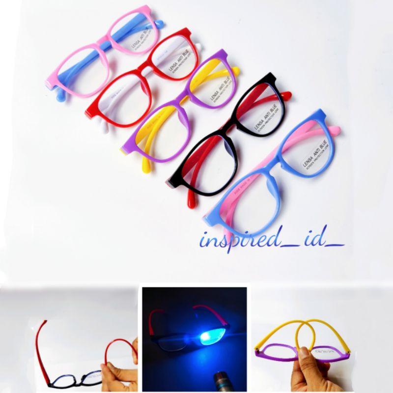 Mắt kính chống bức xạ linh hoạt