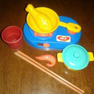 Bộ đồ chơi nấu ăn 7 món