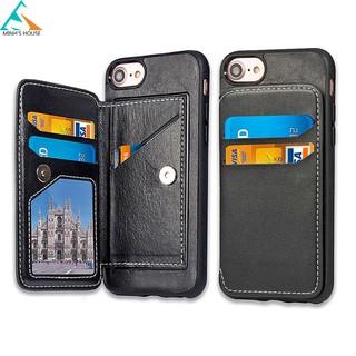 Bao da Iphone/(s) 6, 7,8 kiêm ví đựng tiền, thẻ, card rất tiện lợi