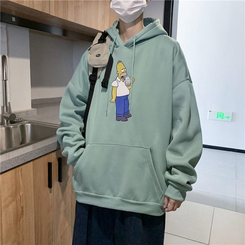 Áo Hoodies Thời Trang Dành Cho Nam Và Nữ