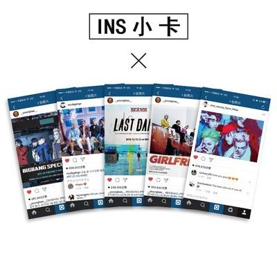 set card IG Bigbang