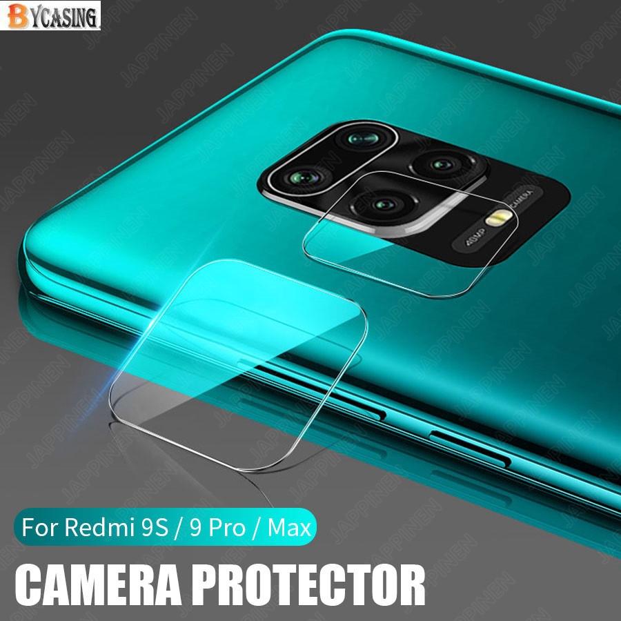 Kính cường lực bảo vệ ống kính máy ảnh sau cho Xiaomi Redmi Note 9s Redmi Note 9 Pro Max Redmi Note 9 Pro