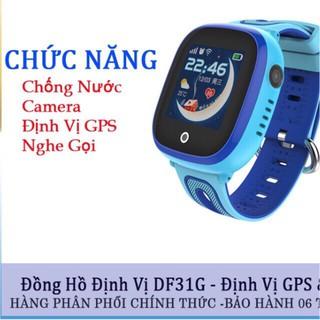 [Mã ELMS4 giảm 7% đơn 500K] Đồng hồ đv GPS-LBS DF31G Có camera chống nước
