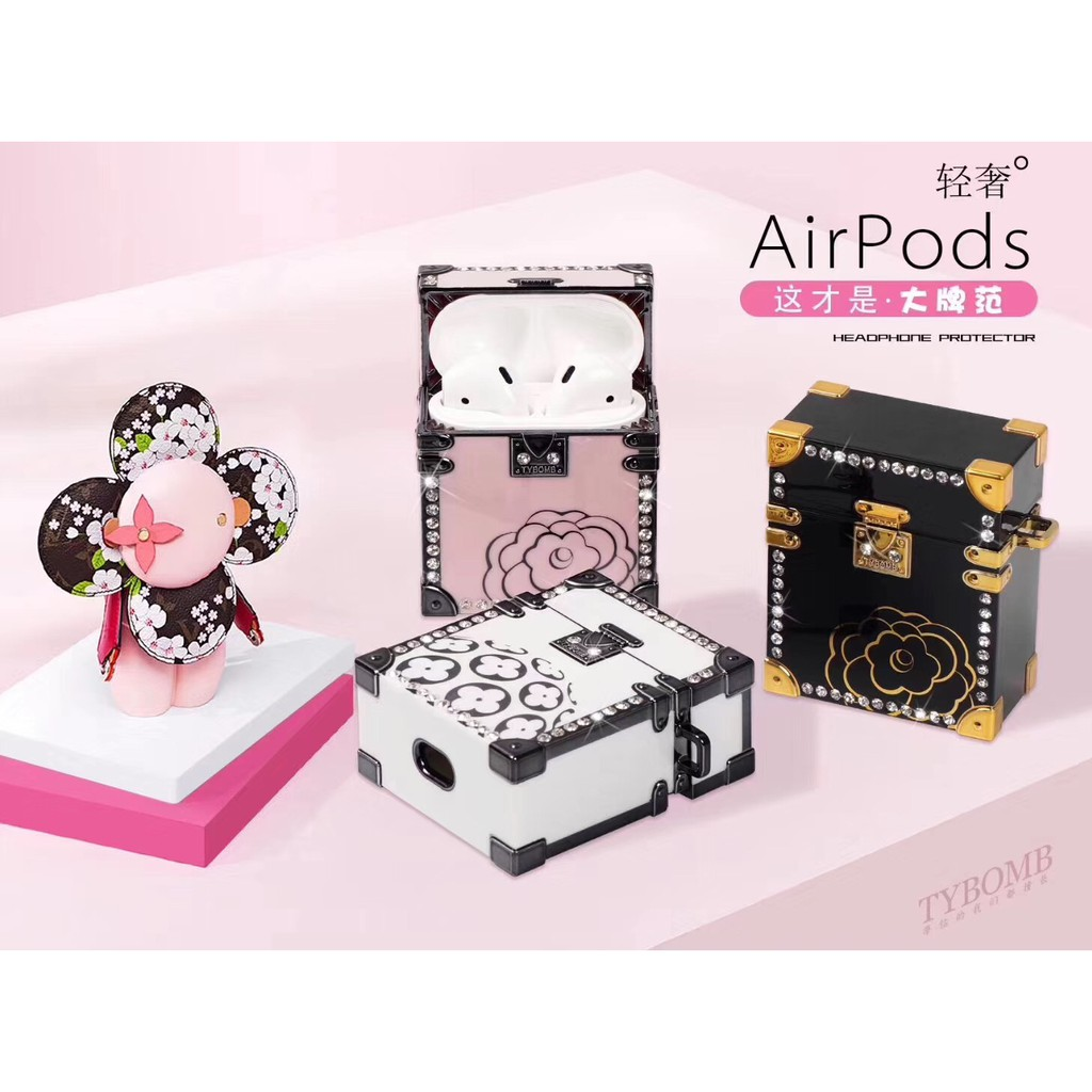 Fashion New Airpod Soft Case Casing Airpods Soft Cover Silicone Cute Case