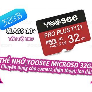Thẻ nhớ 32Gb Yoosee chuyên dụng cho camera
