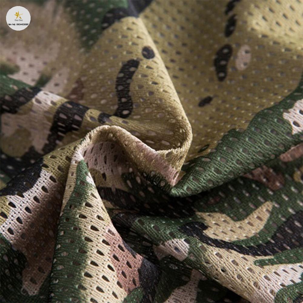 [SALE SIÊU HOT] Khăn Quàng Rằn Ri Dân Phượt ACN1291 (Giao Mẫu Ngẫu Nhiên)