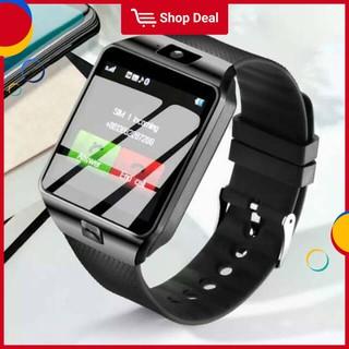 Đồng hồ thông minh DZ09 bluetooth màn hình cảm ứng