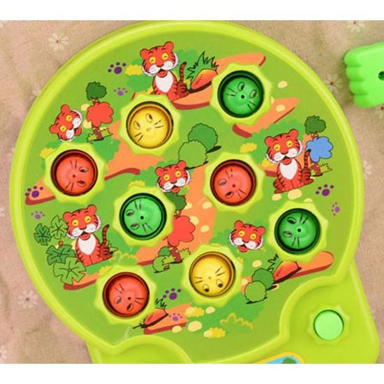 Đồ chơi Đập thú - Trò chơi vui nhộn - Phát triển phản xạ cho bé yêu
