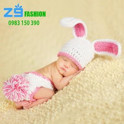 Set trang phục thỏ