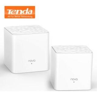Tenda Nova MW3 AC1200 Pack 2 – Hệ thống ghép nối nhiều router MW3 cho vùng phủ sóng rộng 100-200m2