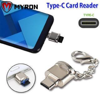 Đầu Đọc Thẻ Nhớ Usb Type C Cho Điện Thoại Android