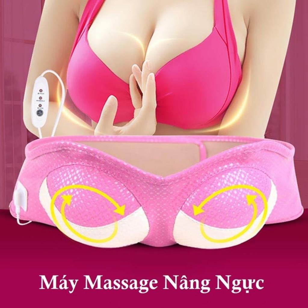 Máy Massage Nâng Ngực Cải Thiện Kích Thước Và Tình Trạng Chảy Xệ Cho Chị Em