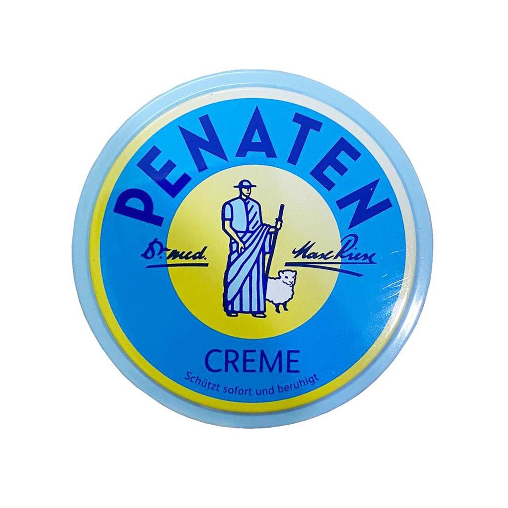 Kem chống hăm Penaten [HÀNG ĐỨC] Phòng và Ngăn Ngừa hăm da giảm ngứa rát, mẩn đỏ cho bé, 50ml