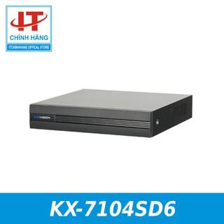 Hàng chính hãng – ĐẦU GHI KBVISION DVR KX-7104SD6