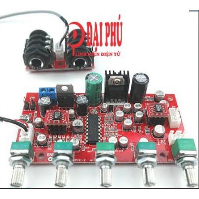 Mạch Mic Karaoke Reverb PT2399 + pre ampli OP275, AC: 6-17V hoặc DC: 12-24V - DIY loa kéo dùng bình - 3277303 , 996730630 , 322_996730630 , 350000 , Mach-Mic-Karaoke-Reverb-PT2399-pre-ampli-OP275-AC-6-17V-hoac-DC-12-24V-DIY-loa-keo-dung-binh-322_996730630 , shopee.vn , Mạch Mic Karaoke Reverb PT2399 + pre ampli OP275, AC: 6-17V hoặc DC: 12-24V - DIY